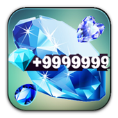 free diamonds for free( fire real) icon