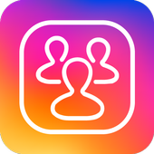 Followers Manager on Instagram icon