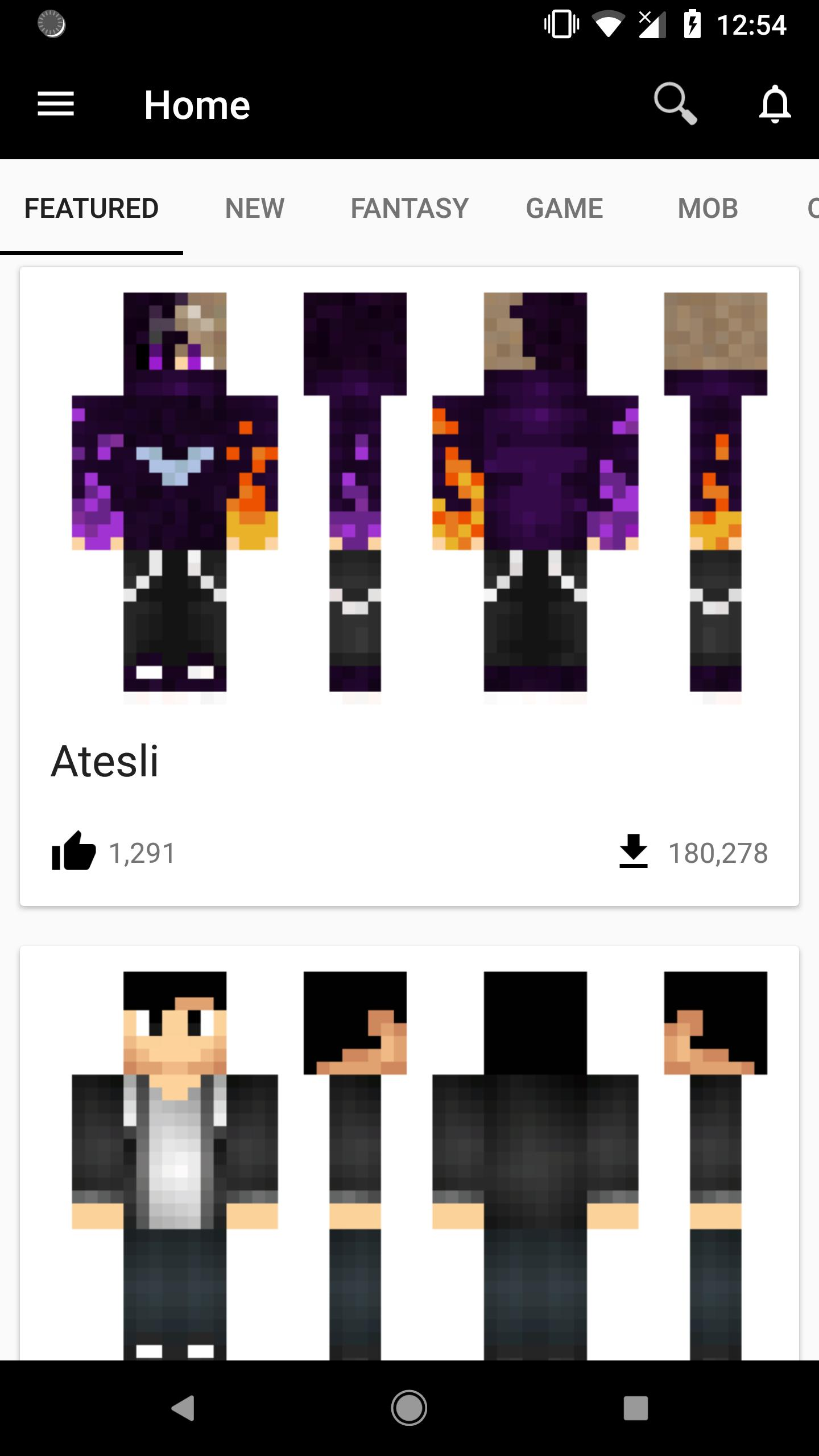 Skins For Minecraft Pe For Android Apk Download