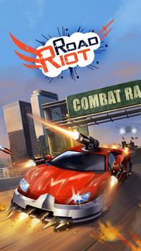 Poster Road Riot