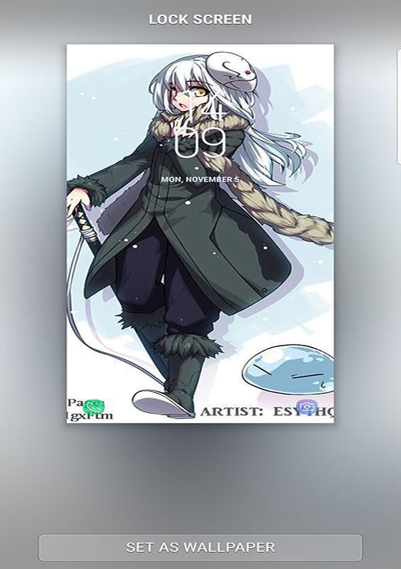 Tensei Shitara Slime Datta Ken For Android Apk Download