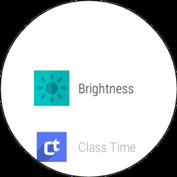 Brightness screenshot 2