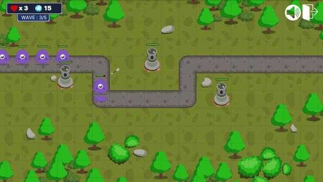 Monster Assault captura de pantalla 3