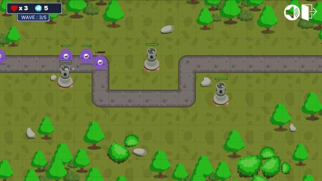 Monster Assault captura de pantalla 2