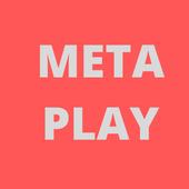 Meta Play icono