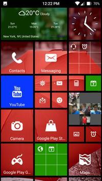Metro Style Launcher 8 Theme - 2019 screenshot 16