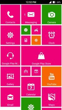 Metro Style Launcher 8 Theme - 2019 screenshot 17