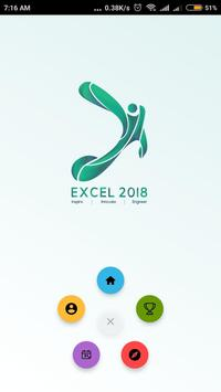 Excel 2018 poster