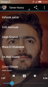 Tamer Hosny 2019 - أغاني تامر حسني بدون أنترنيت screenshot 2