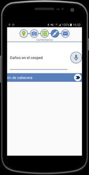 Oviedo Incidencias Parques y Jardines screenshot 4