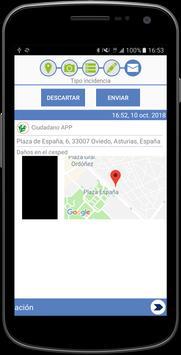 Oviedo Incidencias Parques y Jardines screenshot 5
