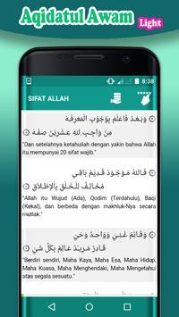 Aqidatul Awam App Light screenshot 3