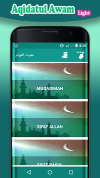 Aqidatul Awam App Light screenshot 1