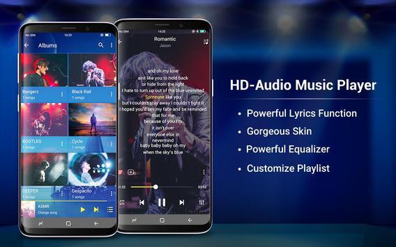 Music Player screenshot 13