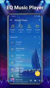 音楽プレーヤー - オーディオプレーヤー スクリーンショット 3