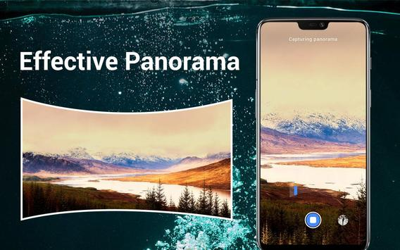 HD Camera - Video, Panorama, Filters, Beauty Cam screenshot 11