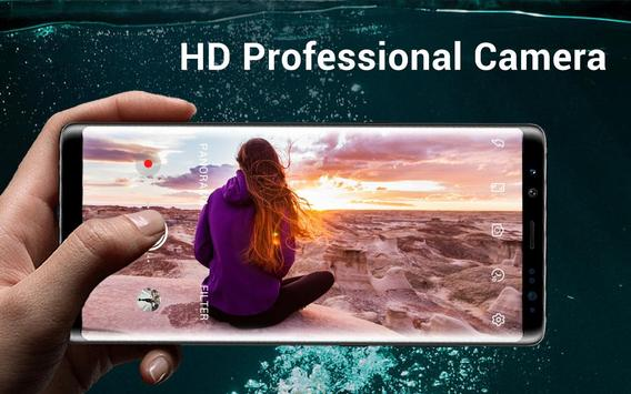 HD Camera - Video, Panorama, Filters, Beauty Cam screenshot 14
