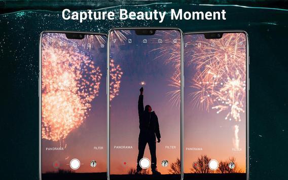 HD Camera - Video, Panorama, Filters, Beauty Cam screenshot 15
