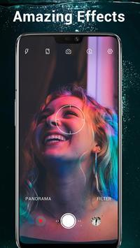 HD Camera - Video, Panorama, Filters, Beauty Cam screenshot 6