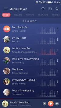 Music player screenshot 22