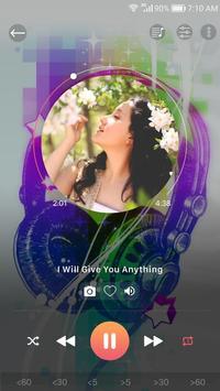 مشغل الموسيقى تصوير الشاشة 7