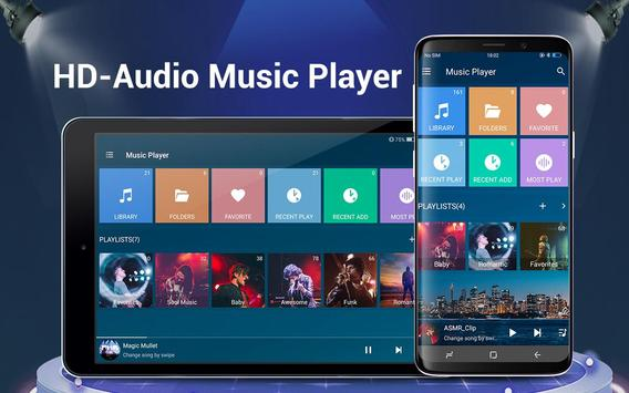 Music Player screenshot 17