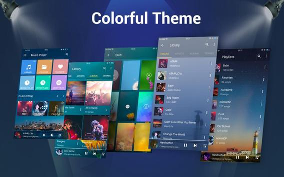 Music Player screenshot 12