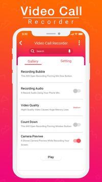 Video Call Recorder screenshot 3