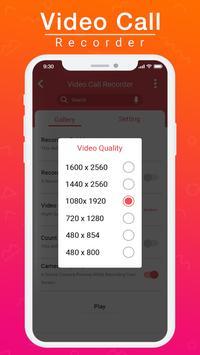 Video Call Recorder screenshot 4