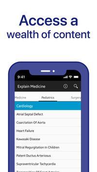 Explain Medicine Ekran Görüntüsü 1
