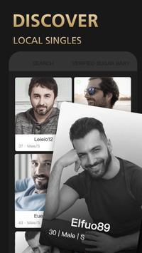 Meet: Seeking Discreet Dating screenshot 1