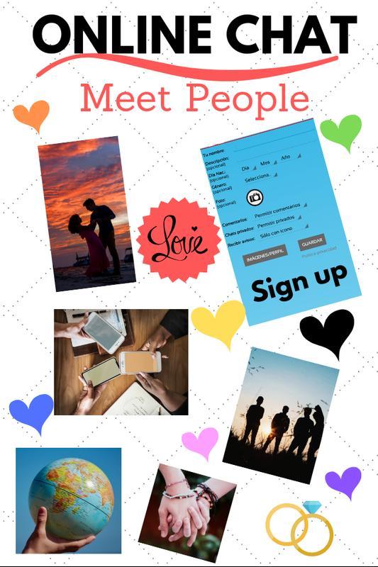 meet people online free