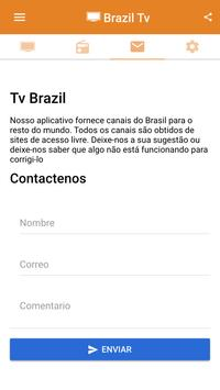 Tv Brasil screenshot 10