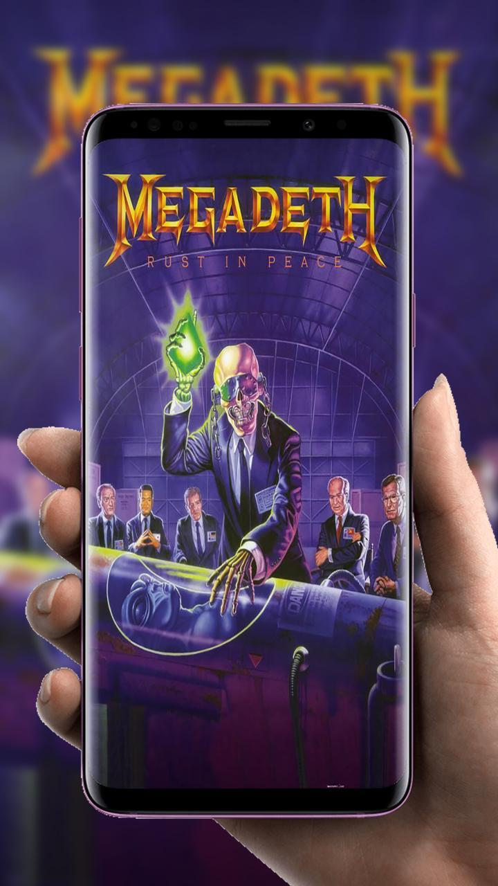 Megadeth Wallpapers For Android Apk Download