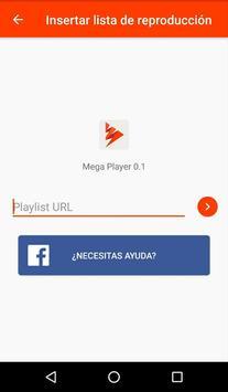 Mega Player screenshot 15