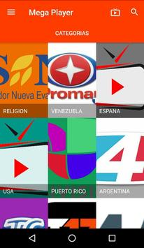 Mega Player screenshot 4
