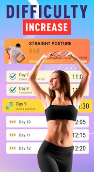Healthy Spine & Straight Posture - Back exercises screenshot 2