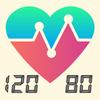 ikon Buku harian tekanan darah