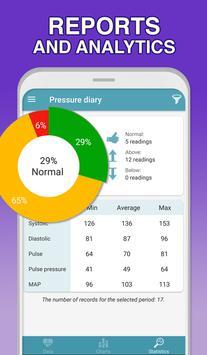Blood Pressure Tracker screenshot 3