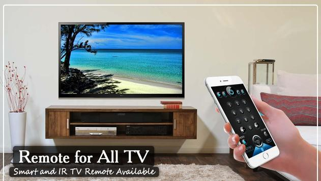 Remote for All TV: Universal Remote Control screenshot 4