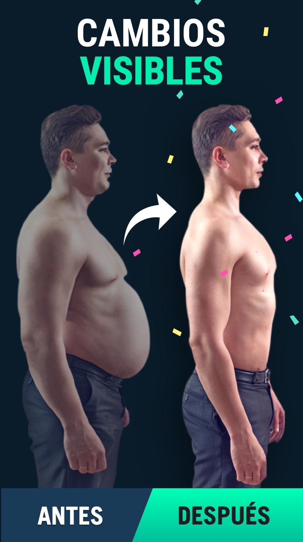 bajar de peso antes de los 30