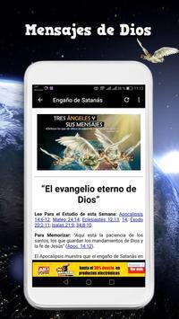 Mensaje de los tres angeles screenshot 2