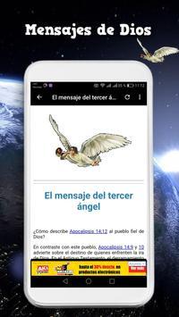 Mensaje de los tres angeles screenshot 3