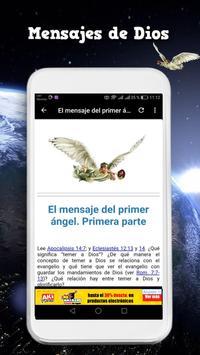 Mensaje de los tres angeles screenshot 5