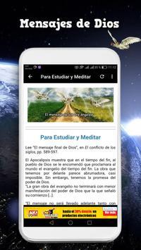 Mensaje de los tres angeles screenshot 6