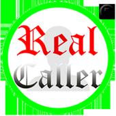 دليل الهاتف : ريل كالر هوية المتصل و حظر المكالمات أيقونة