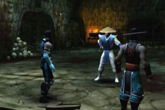 Trick Mortal Kombat Shaolin Monks poster