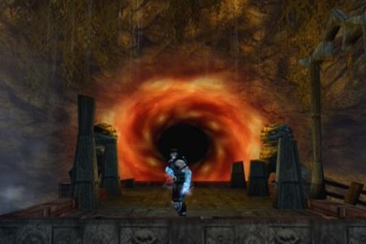 Trick Mortal Kombat Shaolin Monks screenshot 2