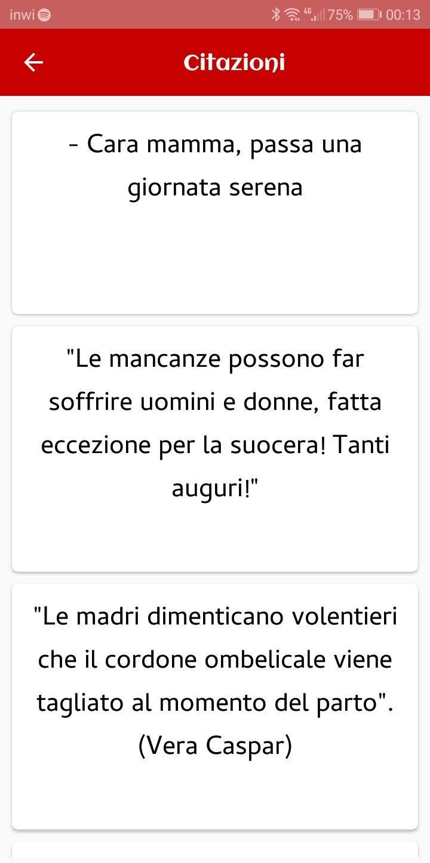 Frasi Festa Della Mamma For Android Apk Download