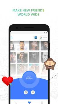 The Fast Video Messenger App for Video Calling screenshot 2